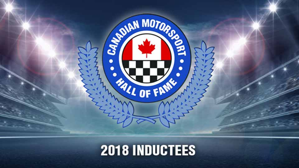 Canadian Motorsport Hall of Fame logo