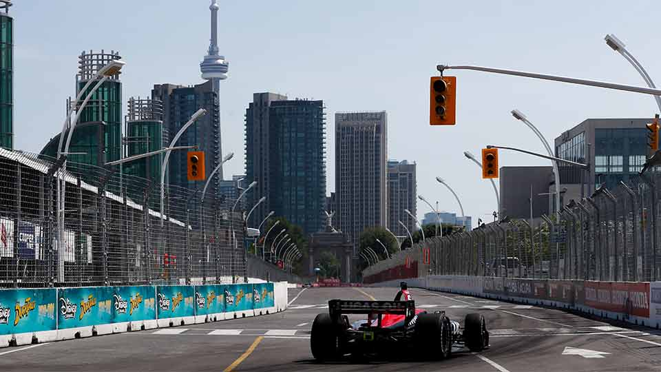 'What They're Saying' from Honda Indy Toronto