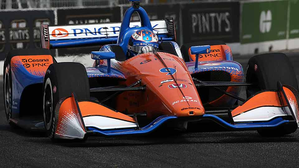 Scott Dixon Wins Honda Indy Toronto, Canadian Wickens Reaches the Podium in Third
