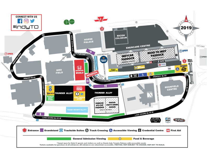 Honda Indy Toronto - Festival Map on abbey map, dragon map, mac map, india map, dixie map, lincoln map, icon map, indianapolis map, sebring map, leon map, war map, parker map, iris map, dover map, dayton map, ruby map, international map, ice map, ford map, indiana map,