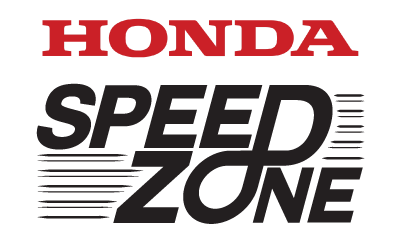 Honda Speed Zone Logo